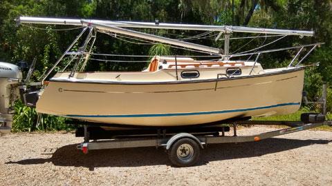 pac eclipse  ft  deltona florida sailboat  sale  sailing texas yacht