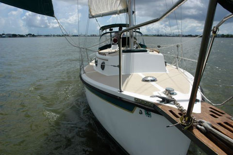 Com-Pac 27/2, 1988 sailboat