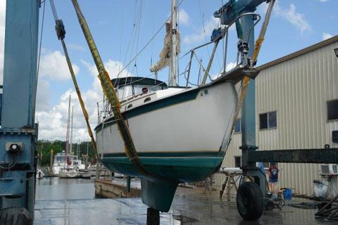 Com-Pac 27/2, 1988 sailboat