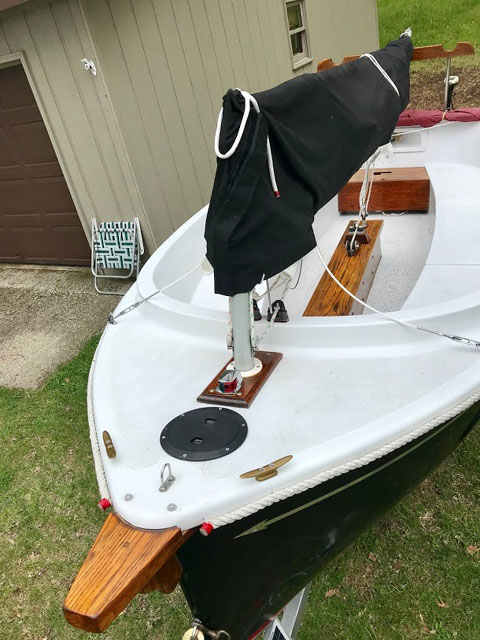 Com-Pac Picnic Cat 14', 1994 sailboat