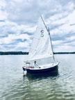 1994 Picnic Cat sailboat