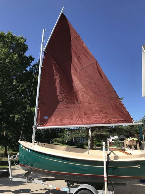 ComPac Picnic Cat, 2000 sailboat