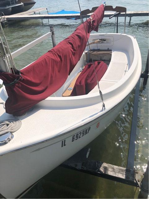 Compac Picnic Cat, 2008 sailboat