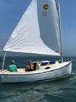 2014 ComPac Sun Cat sailboat