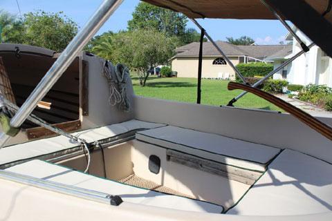 Compac Sun Cat 17, 2003, sailboat