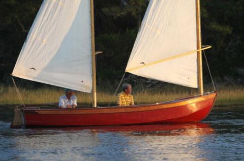 Core Sound 17, 2016 sailboat