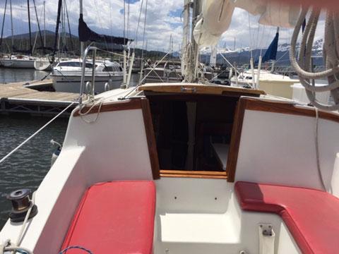 Coronado 25', 1969 sailboat