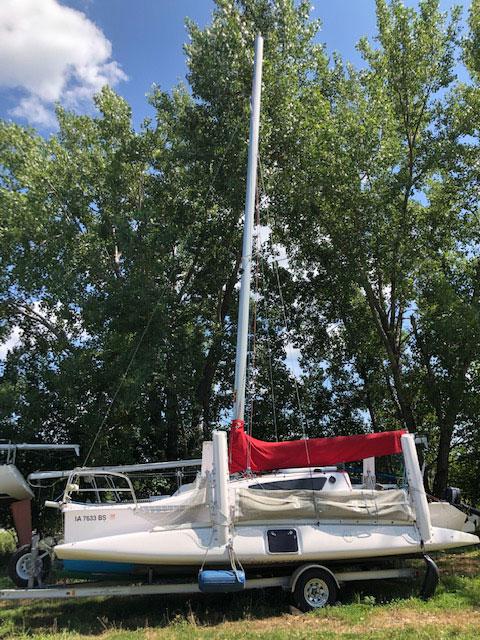 Corsair 750 Dash 24 ft, 2012 sailboat