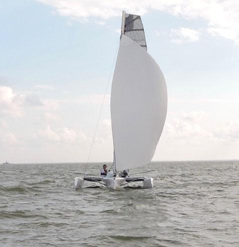 Corsair Pulse 600, 2017 sailboat