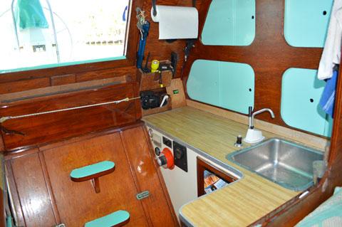 Cross Trimaran, 38  ft., 1979 sailboat