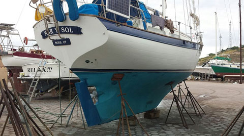 DownEaster 32, 1980 sailboat