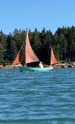 1976 Drascombe Dabber sailboat