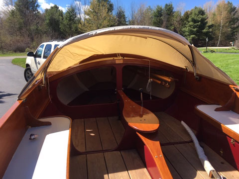 Custom Centerboard Yawl, 2007 sailboat