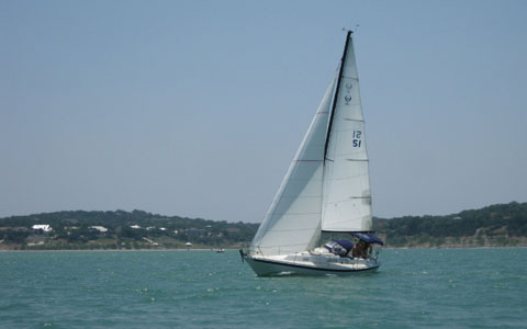Ericson 28 Plus, 1981 sailboat