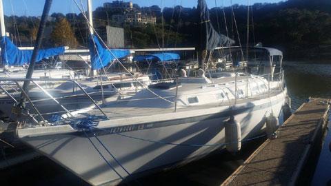 Ericson 35 Sloop, 1985 sailboat