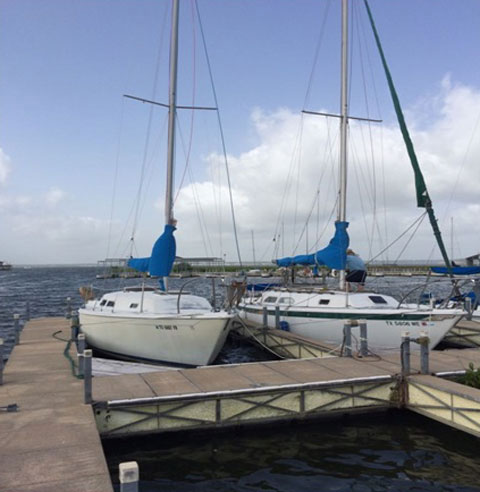 Eriksen 27, 1973 sailboat