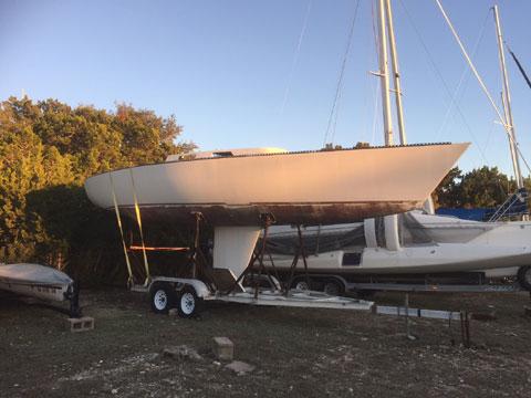 Evelyn 32-2, 1984 sailboat