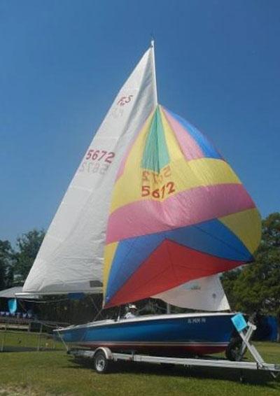 Flying Scot 19', 2006 sailboat