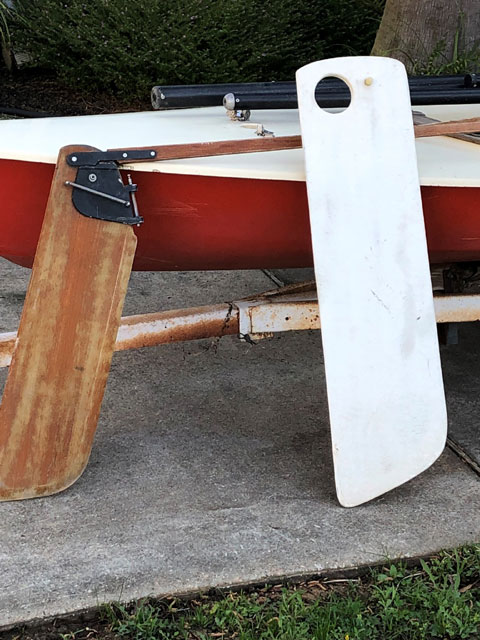 Force 5, 1973-74 sailboat