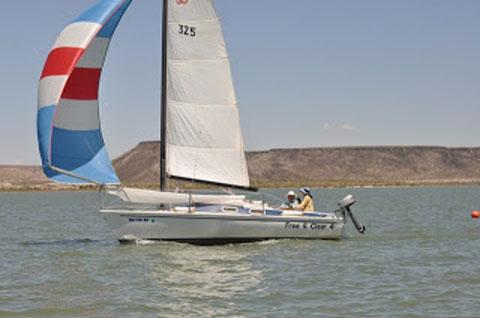 Freedom 21, 1985 sailboat