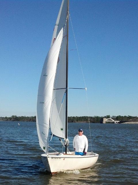 Galilee 15, 1985 sailboat