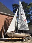 1985 Galilee 15 sailboat