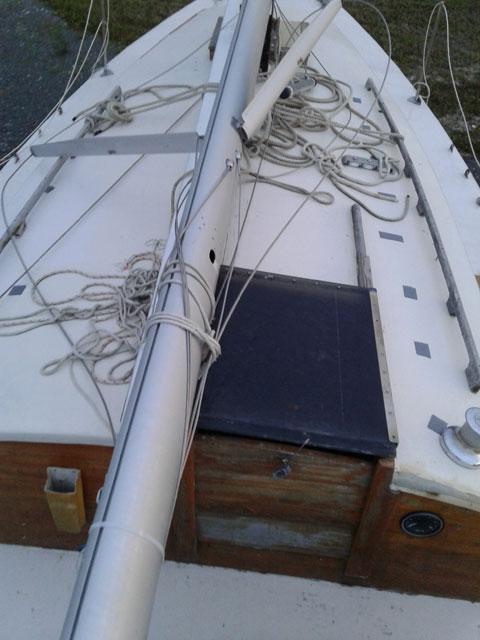 Glander Tavana 33, 1970 sailboat