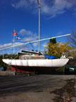 1970 Glander Tavana 33 sailboat