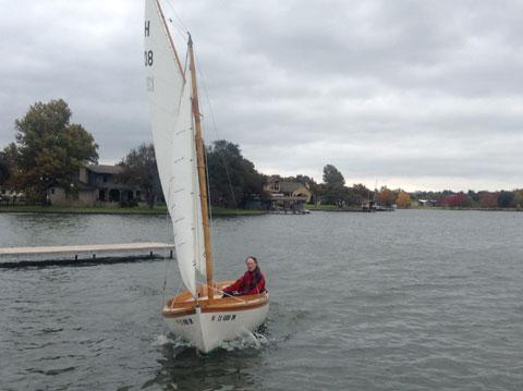 Herreshoff 16, 1976 sailboat