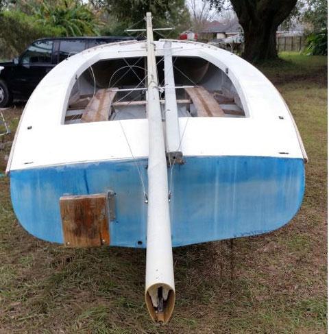 Highlander 20, 1968 sailboat