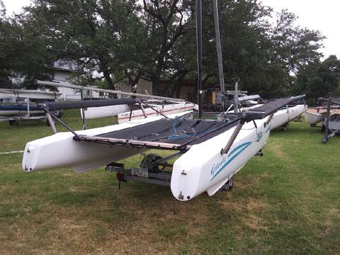 Hobie Getaway, 2003 sailboat