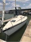 1984 Hunter 25.5 sailboat