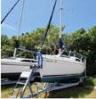 2005 Hunter 260 sailboat