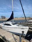 1996 Hunter 280 sailboat