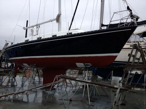 Hunter Cherubini 30, 1983  sailboat