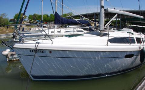 Hunter 340, 2002 sailboat