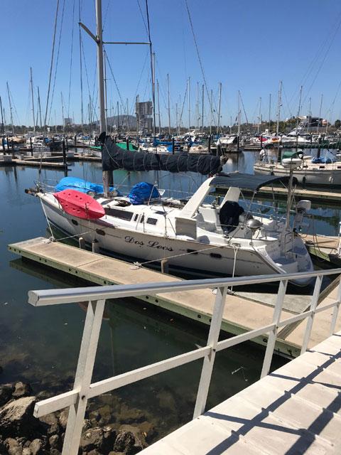 Hunter Legend 430, 43 foot, 1995 sailboat