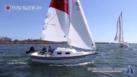 International Voyager 20, 2015 sailboat