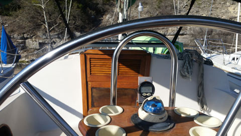 Irwin Citation 31, 1982 sailboat