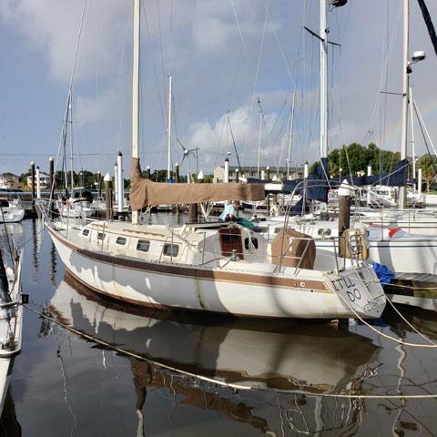 Irwin 34 Citation, 1982 sailboat
