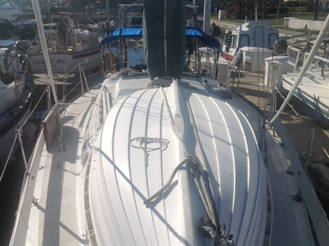 Islander 32 tall rig, 1979 sailboat