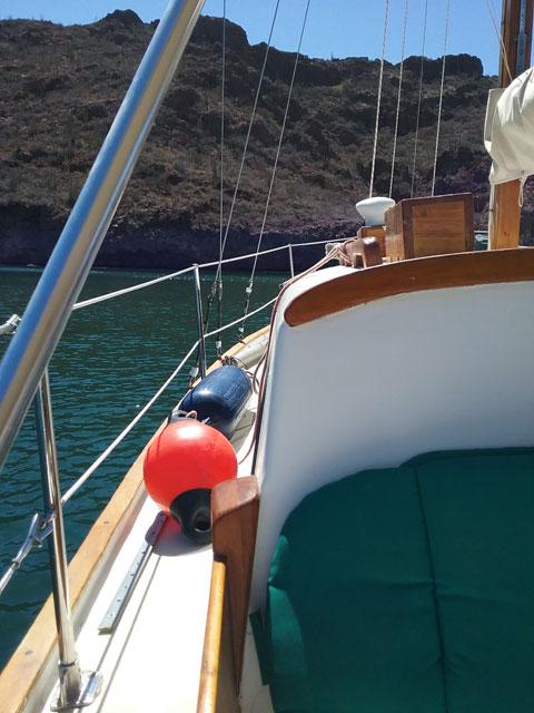 Islander 32, 1965 sailboat