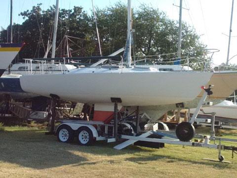J24, 1978 sailboat