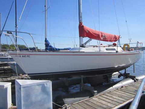 J29, 1983, sailboat