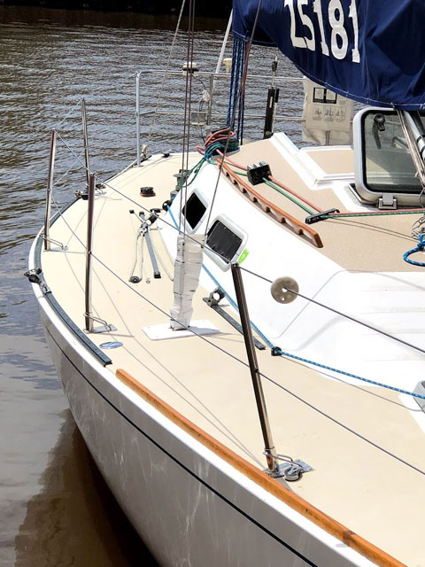 J/33, 1988, sailboat