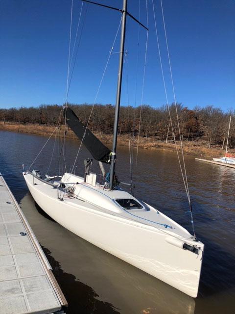 J/70, 2013, sailboat