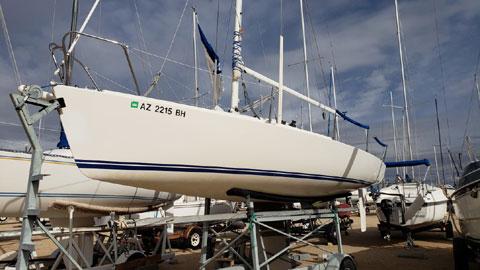 J/80, 1994 sailboat
