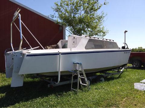 Jarcat 6 Catamaran, 2004 sailboat