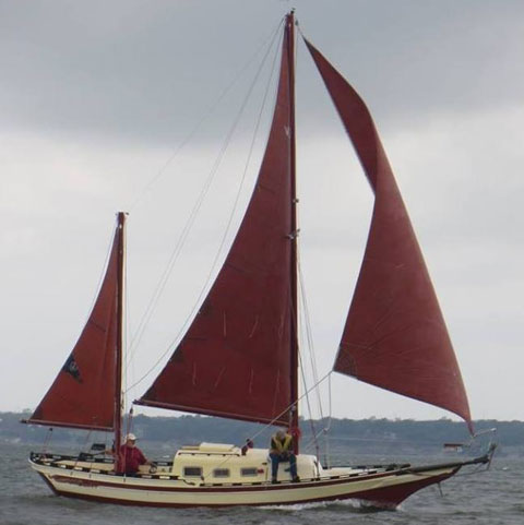 Kenner Privateer 26 ketch, 1971 sailboat