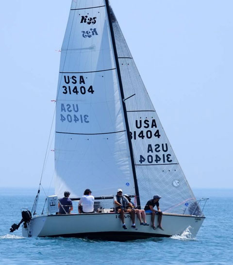 Kirby 25, 1981 sailboat